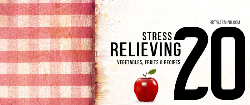 stress-relieving-foods