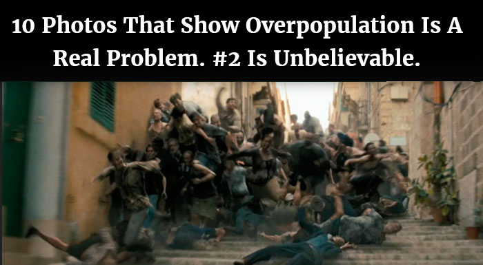 overpopulation is not the problem There is no simple answer for the crisis of overpopulation  without it my aging  parent, my aging self, and my friends will not be able to live.