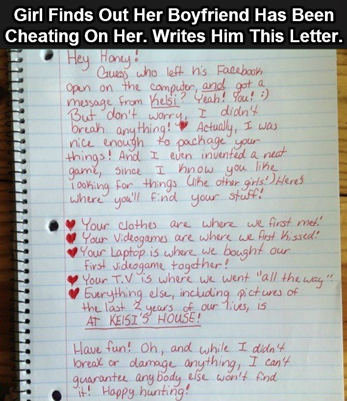 the best breakup letter ever this is how it's done