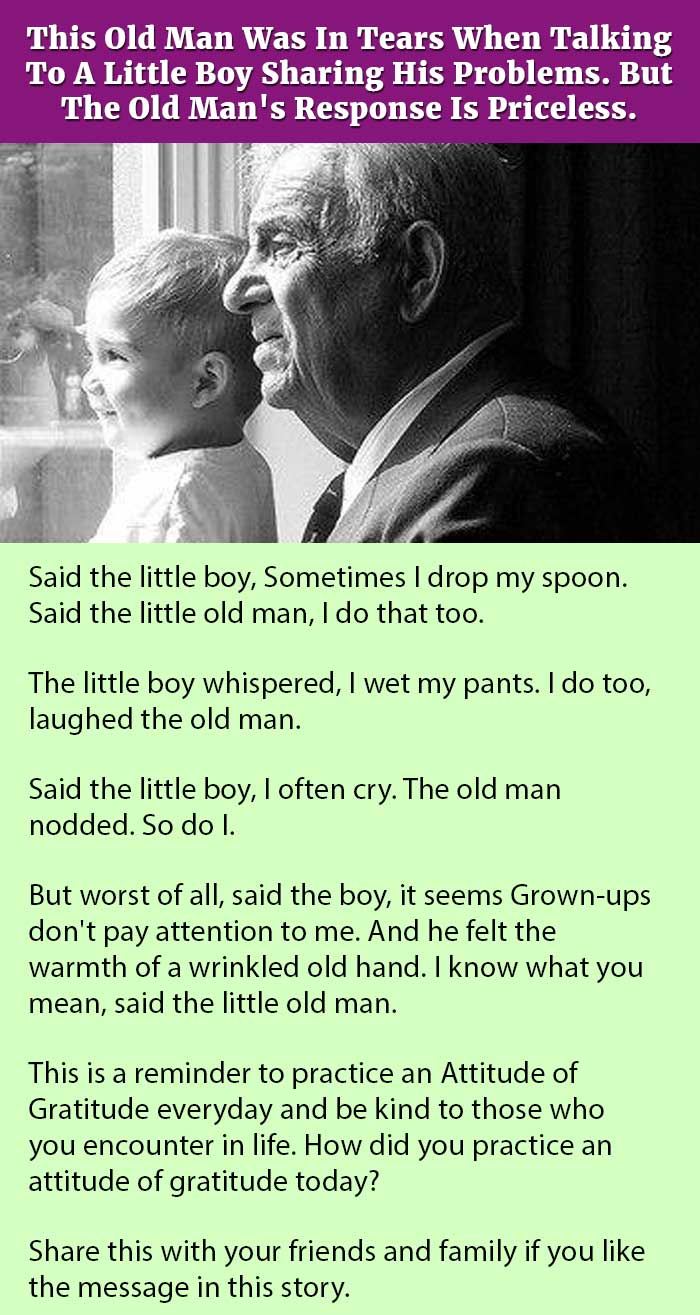 Sharing His Wife With Old Man