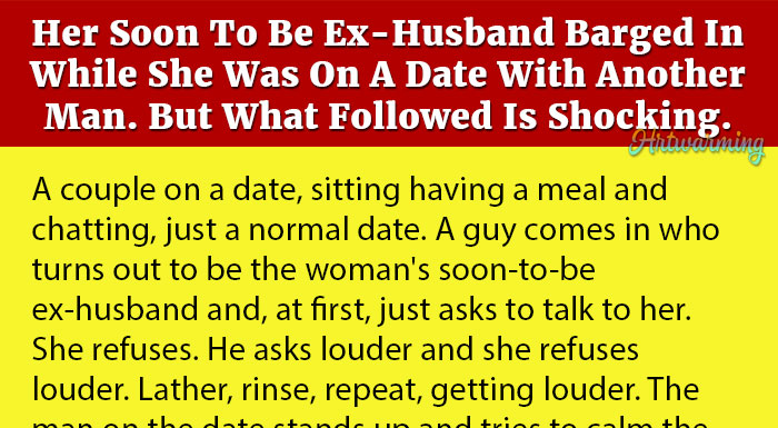 Dating soon to be divorced man